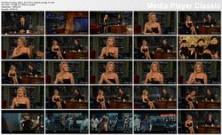 Julianne Hough @ Late Night w/Jimmy Fallon 2011-10-13
