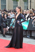 Amanda Byram - Deathly Hallows Part 2 UK Premiere