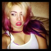 Skye Sweetnam - Big Tits In A Tight White Tanktop - Instagram Pic - October 2, 2012 (1xMQ)