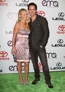 Charlotte Ross 20th Annual Environmental Media Awards held at Warner Bros. Studios on October 16, 2010