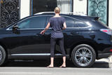 Charlize Theron - Leaving Lanny Nails in West Hollywood - Sep 27, 2011 (x9)