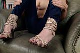 Lola Milano - Footfetish 5w52ni2ct2l.jpg
